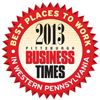 2013 Pittsburgh Business Times Best Places To Work