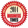2014 Pittsburgh Business Times Best Places To Work
